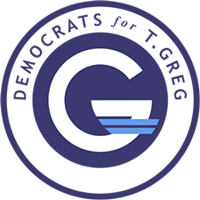 Democrats for T. Greg